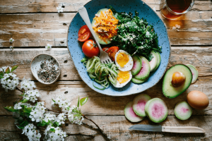 Make the Most of It: Millennials Eating for Health and Happiness